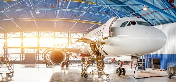 airplane repair and calibration