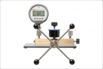 P5514B with pressure gauge