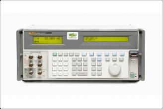 Oscillscope Calibrator, front