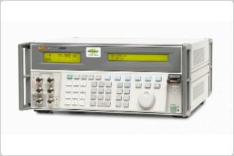 Oscillscope Calibrator. left