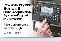 2638A Hydra Series III Data Acquisition System
