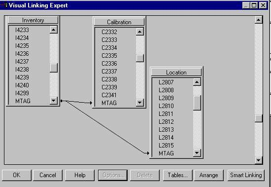 Setting the join types in crystal reports next select the mtag link from the inventory table to the locaion table select optionsange sql join type from equal to left outer and click on ok ccuart Gallery