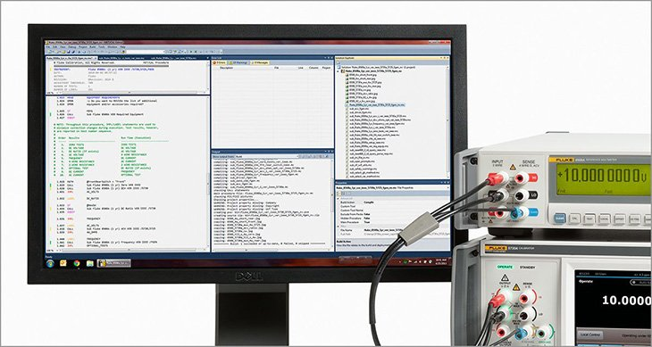 Automate with MET/CAL Calibration Management Software