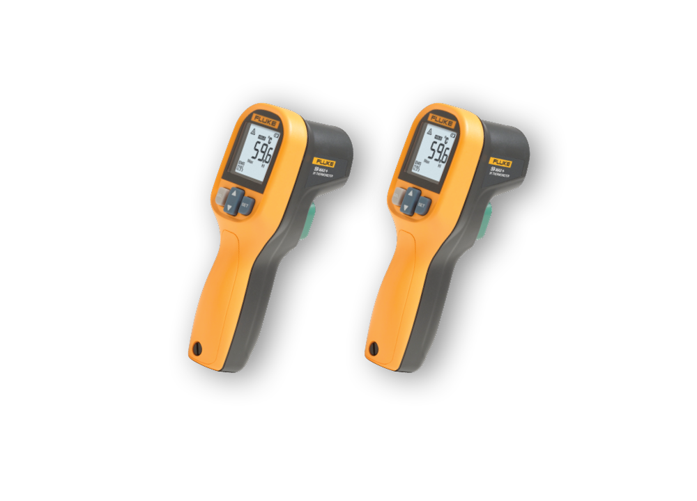 2 - Fluke 59 MAX+ Infrared Thermometers