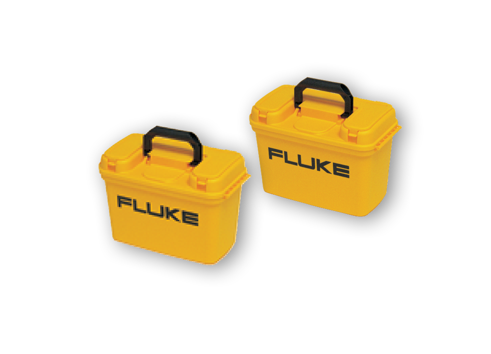 2 - Fluke C1600 Gear Boxes for Meters and Accessories
