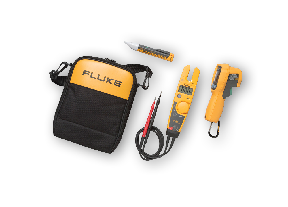 2 - Fluke 115 Digital Multimeters