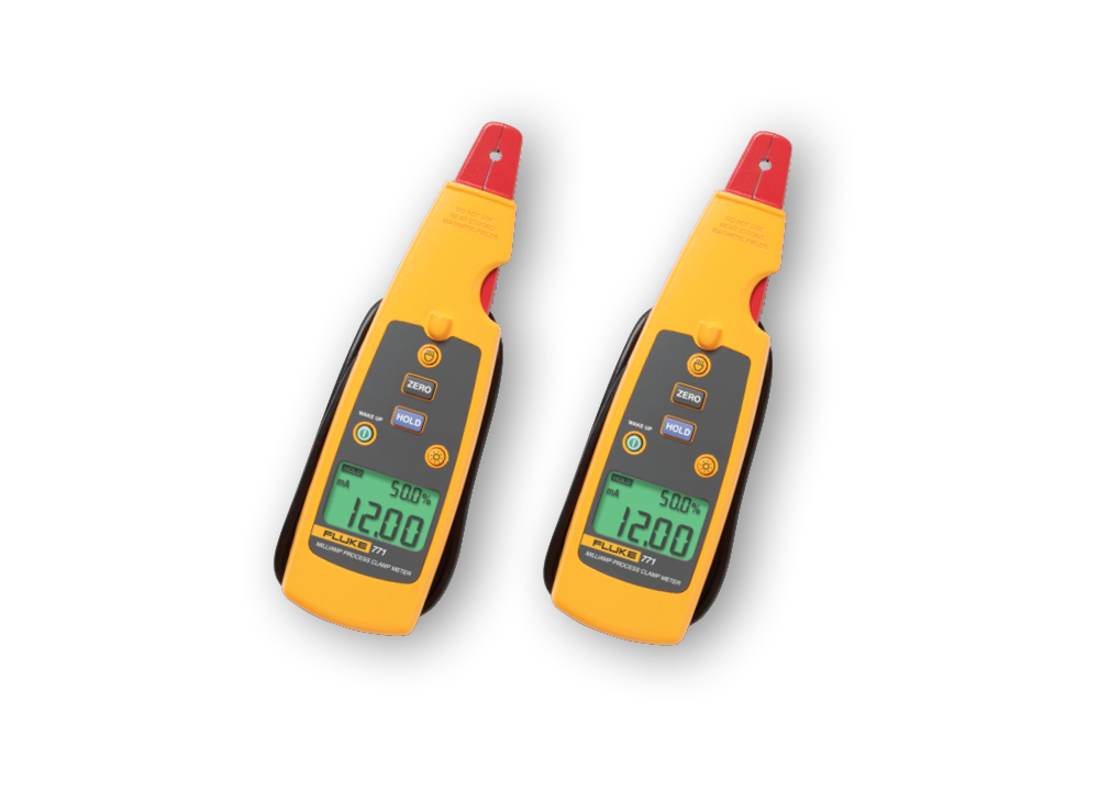 2 - Fluke 771 Milliamp Process Clamp Meters