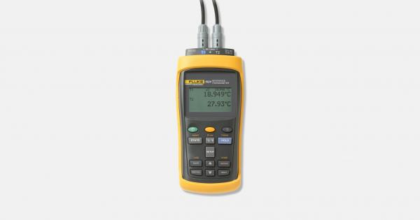 Reference Thermometers by Fluke Calibration | Models 1523 & 1524