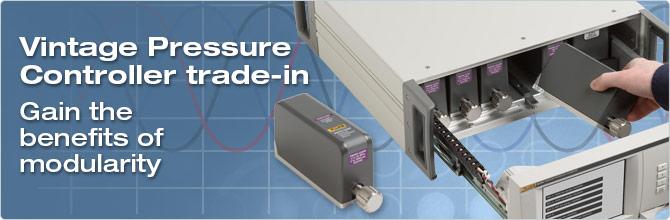 Vintage Pressure Controller Trade-In