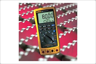 Fluke 789 Process Meter with 250 Ohm HART resistor