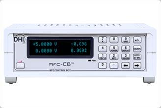 MFC-CB™ 유량측정 컨트롤 박스