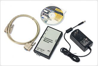 Laboratory Environment Monitor (LEM) with accessories