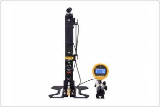 700HPPK with 2700G Gauge-Test Pump Kit--1000 psi to 3000 psi pump