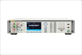 Fluke 8558A 8.5 Digit Multimeter, Front View