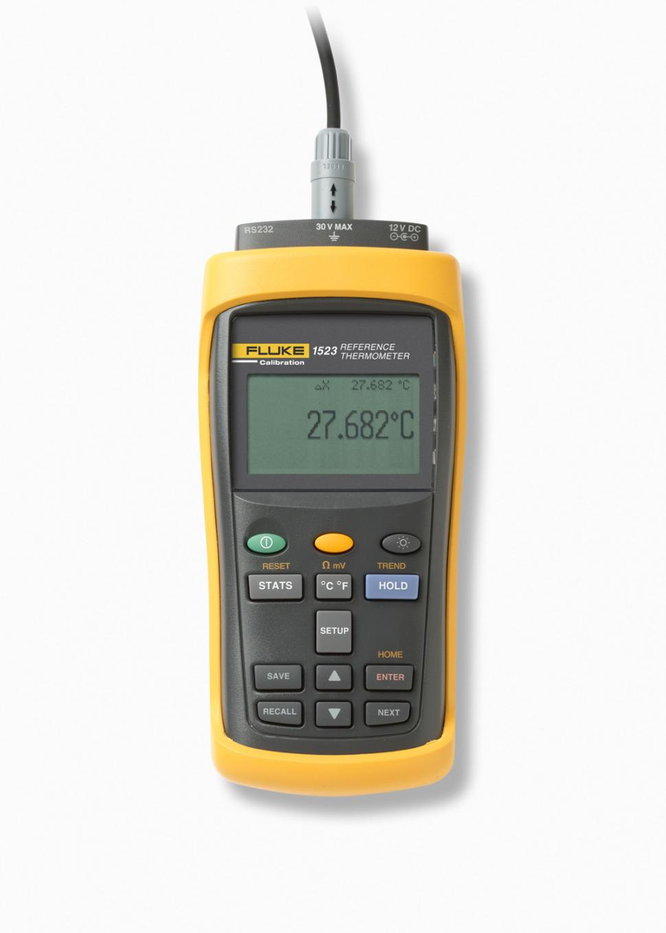 Reference Thermometers By Fluke Calibration Models 1523