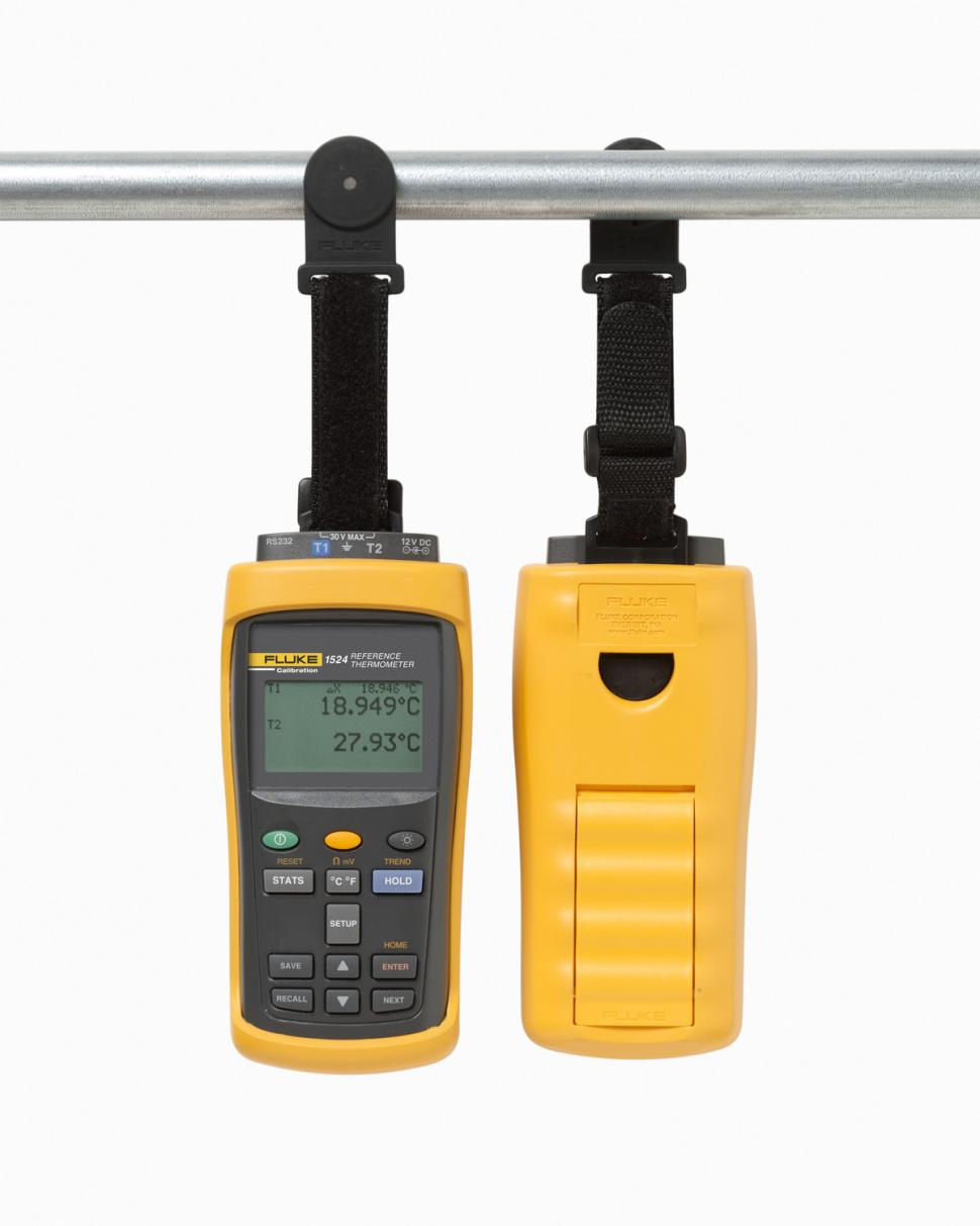 Reference Thermometers by Fluke Calibration | Models 1523 ...