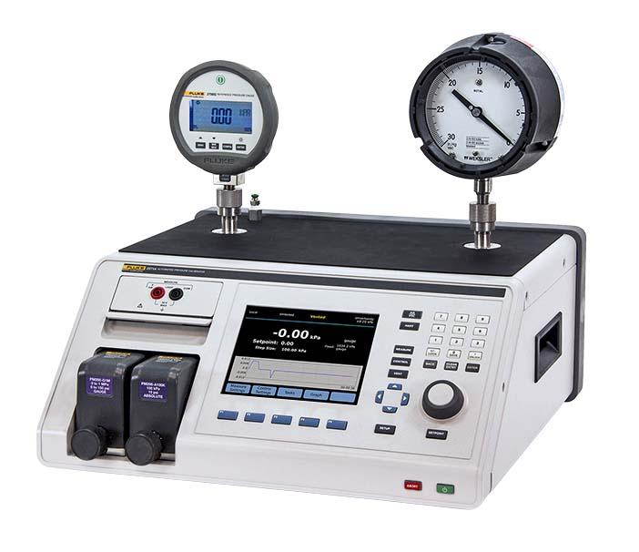 pressure calibration The pgm is a hand-held pressure calibration pump using air as its pressure media the extremely accurate volume control provides the excellent fine adjustment of pressure.