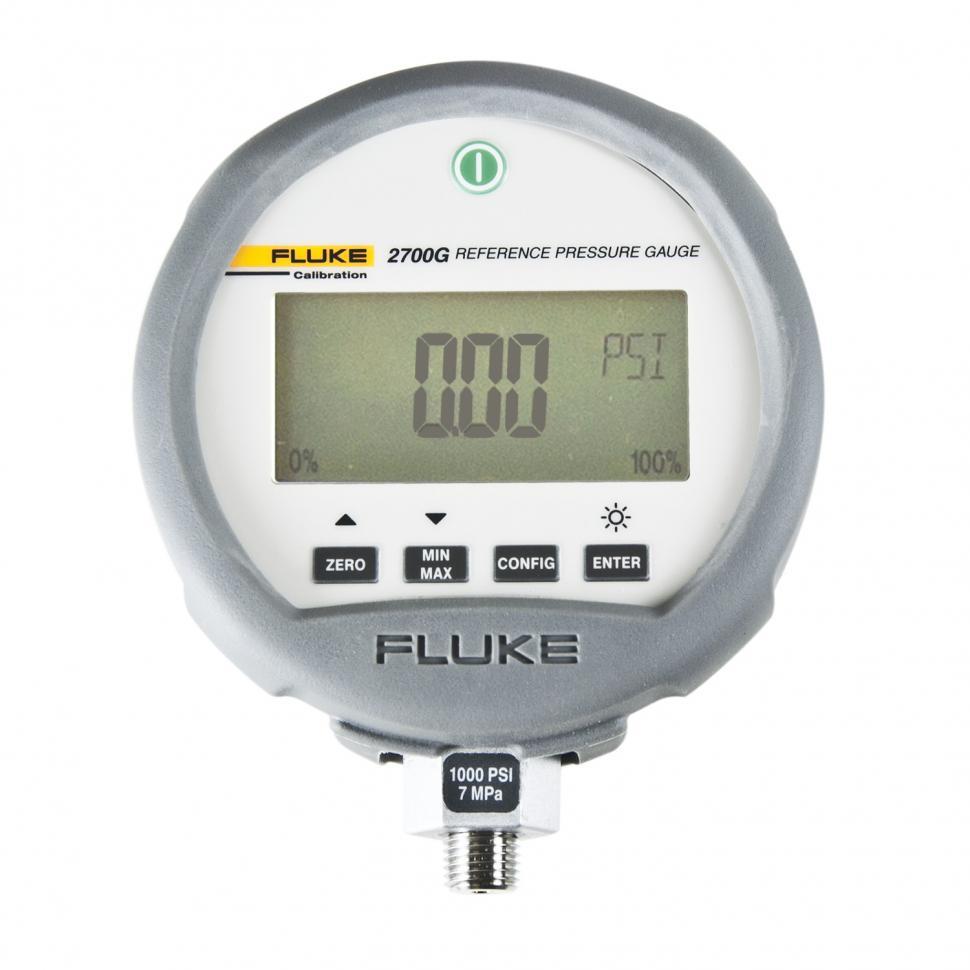 Data Logging Pressure Gauge : G series reference pressure gauges