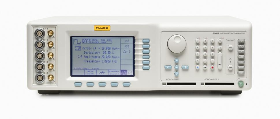 Oscilloscope Image Of B : B oscilloscope calibrator