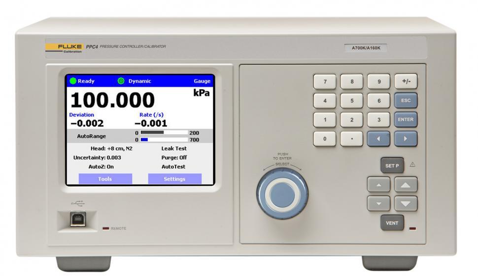 Portable Pressure Calibrators, Pressure Transducer Calibration