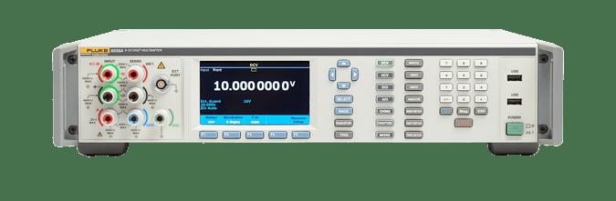 Fastest 8 5 Digit Multimeter | DMM | Fluke Calibration